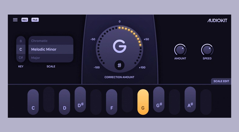 AudioKit Pro AudioTune