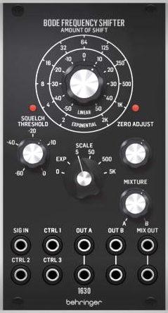 Behringer Bode Frequency Shifter
