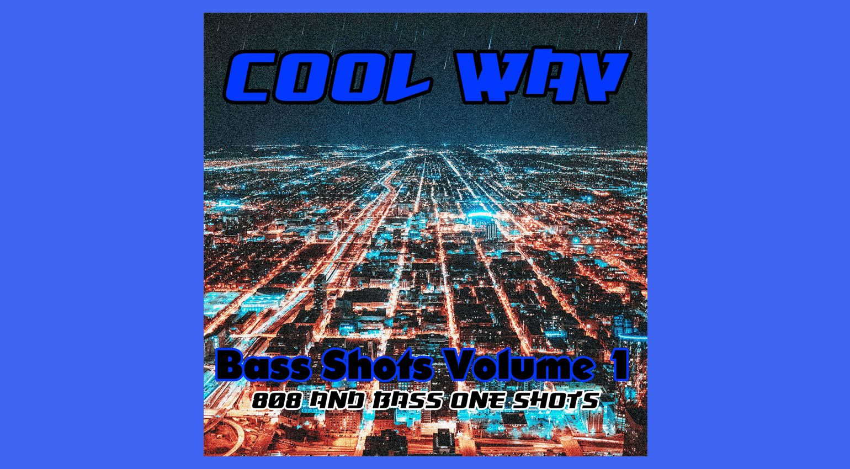 Cool WAV Bass Shots Volume 1