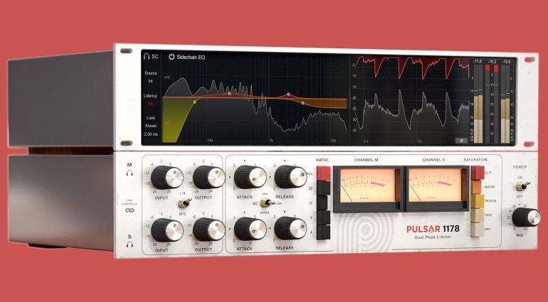 Deal: Pulsar Audio 1178 kurzzeitig mit 33 % Rabatt!