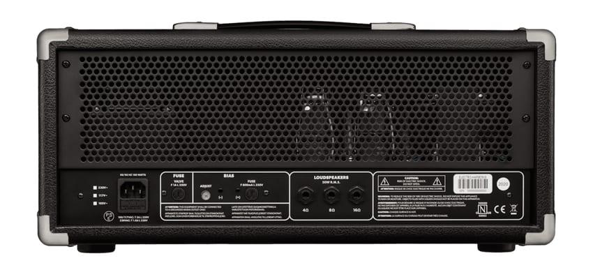 Electro-Harmonix EHX MIG-50 Vollröhre Topteil Bassman 2