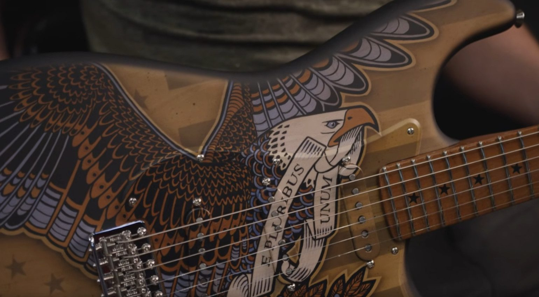 Fender The Eagle Stratocaster Dream Factory