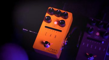 Flamma FS07 Cab IOR Loader Effekt Pedal Front