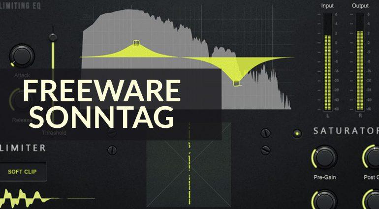 Freeware Sonntag: GFilter, AMP und JadeSpectrogram