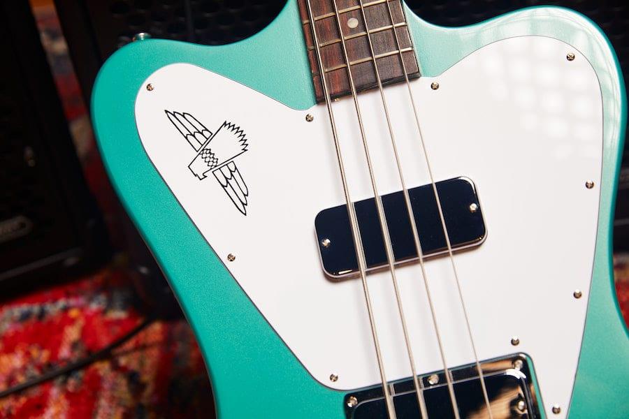 Gibson Non Reverse Thunderbird Iverness