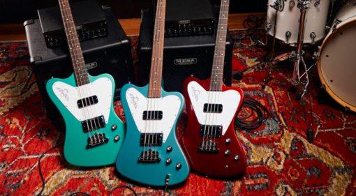 Gibson Non Reverse Thunderbird Reissue 2021