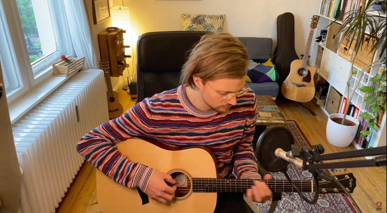 Videostreaming: Gitarrentunes - Gitarre & YouTube