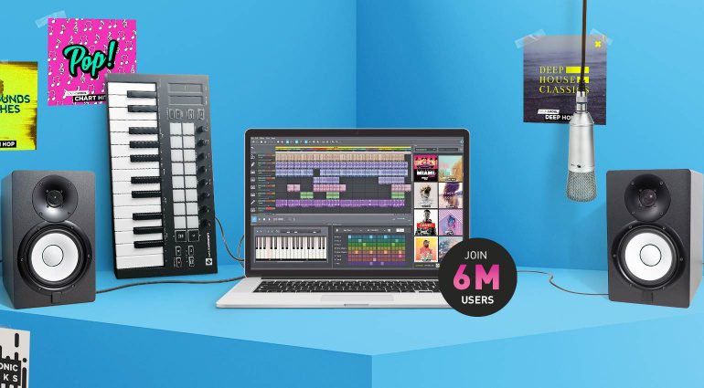 Magix Music Maker 2022