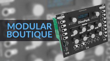 Modular-Boutique Dino Park Grone Expander Behringer System 15/35/55
