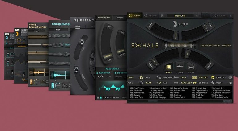 Deal: Produkte von Output mit kräftigen Rabatten bei Native Instruments
