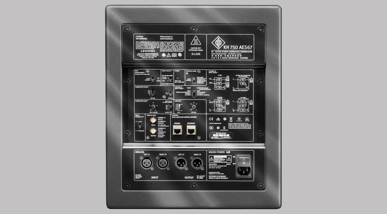 Neumann KH 750 AES67