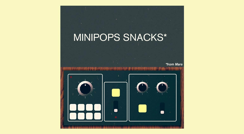 Samples From Mars Minipops Snacks