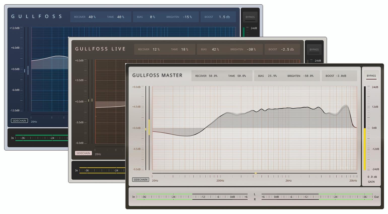 Soundtheory Gullfoss Plug-ins