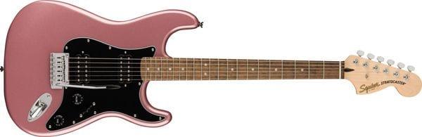 Squier Affinity Series Stratocaster HH Burgundy Mist
