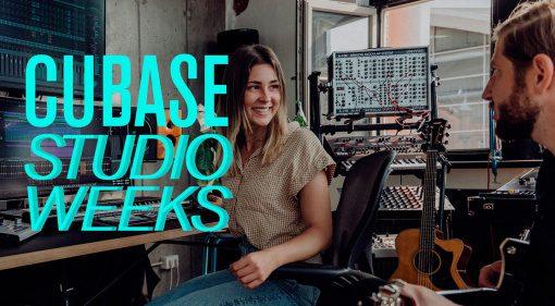 Deal: Steinberg Cubase Studio Weeks mit 40 % Rabatt!