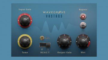 Kostenlos: Wavegrove Vastaus - High End Fixer und Overdrive Plug-in