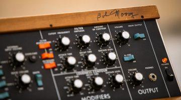 Bob Moog Foundation Raffle