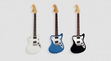 Fender 2021 Limited Edition Made in Japan Super Sonic Teaser