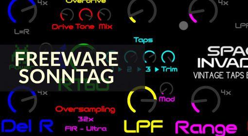 Freeware Sonntag: Space Invader, PEDALz und GlowComp