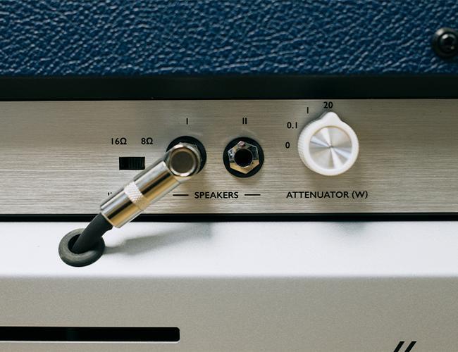 Harmony H6 Serie Verstärker Combo Attenuator Speaker Out