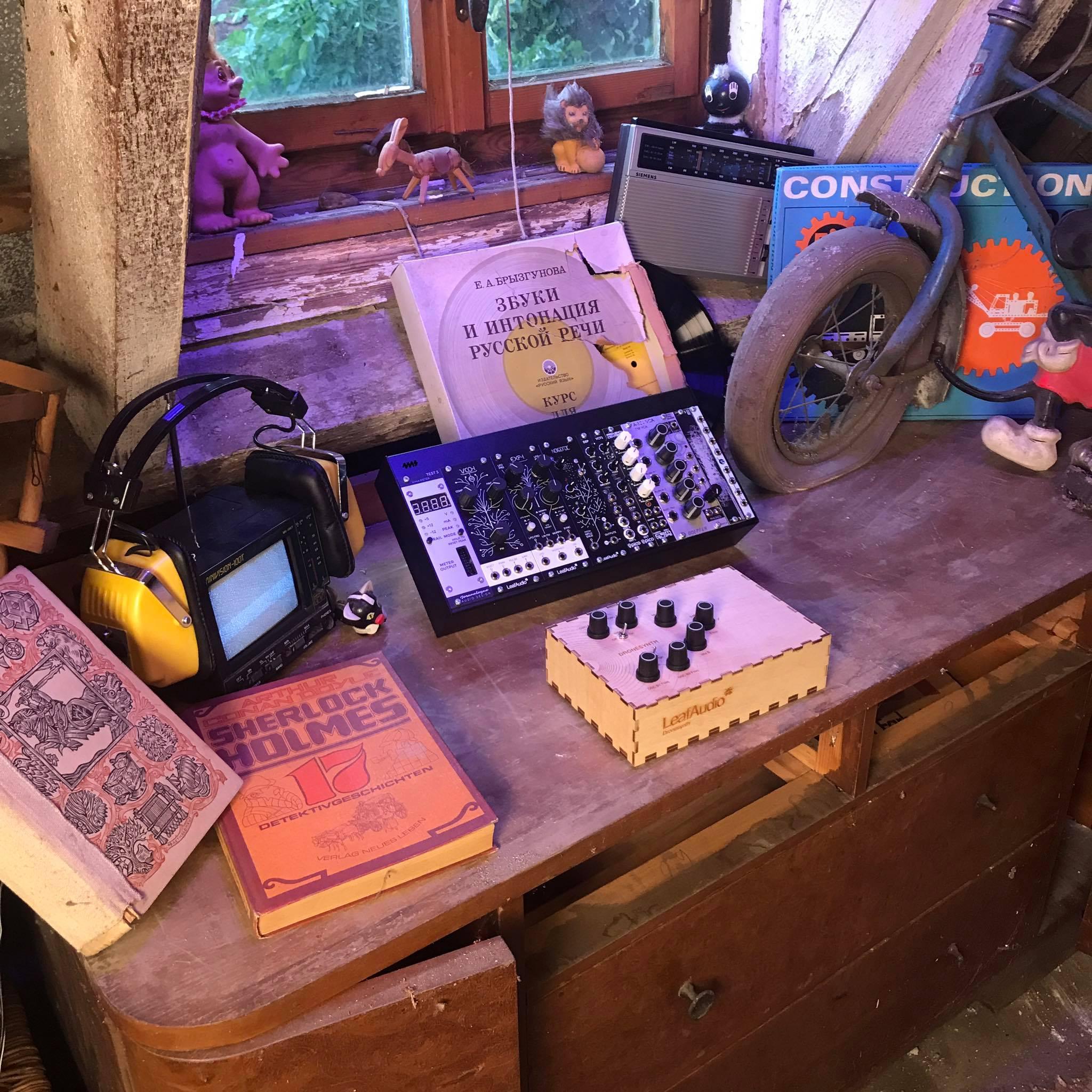 Leaf Audio Synths für DIY