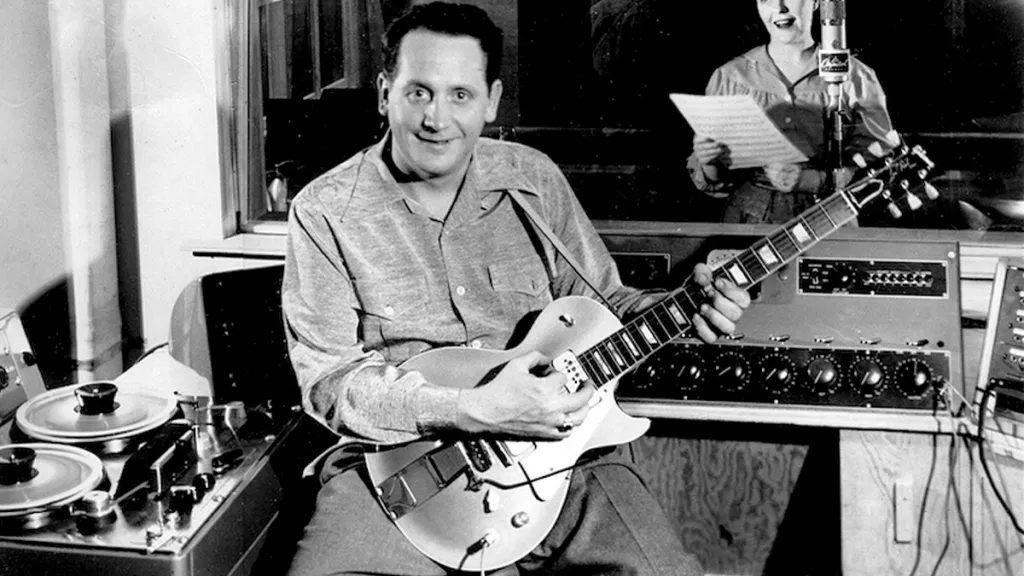 Les Pauls Gibson 1952 Les Paul Number One Studio