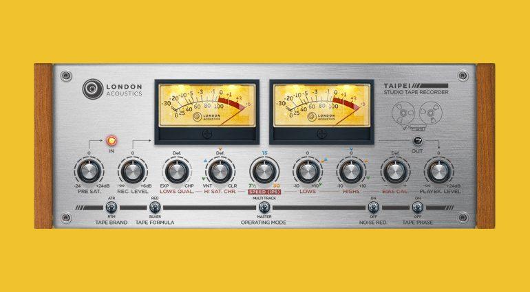 London Acoustics Taipei Studio Tape Recorder