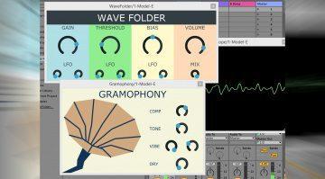 Kostenlos: Martinheterjag Gramophony und Wave Folder als Freeware
