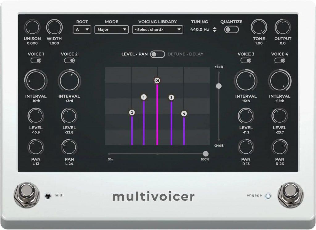 Multivoicer