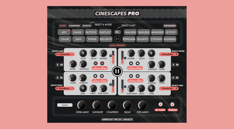 Rast Sound CInescapes PRO 2