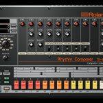 Roland TR-808 Software Rhythm Composer
