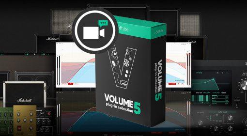Deal: Softube präsentiert Volume 5 - kurzzeitig mit 50 % Rabatt!