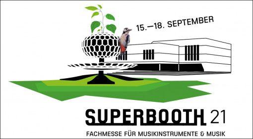 Superbooth 2021 Programm veröffentlicht und Special-Event-Ticket-Verkauf