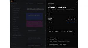 S.W.A.T. Audio PlugHub sortiert Audio-Plug-ins und heilt G.A.S. für 10 $