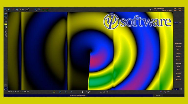 U&I Software MetaSynth CTX ist zurück: Musik malen leicht gemacht!