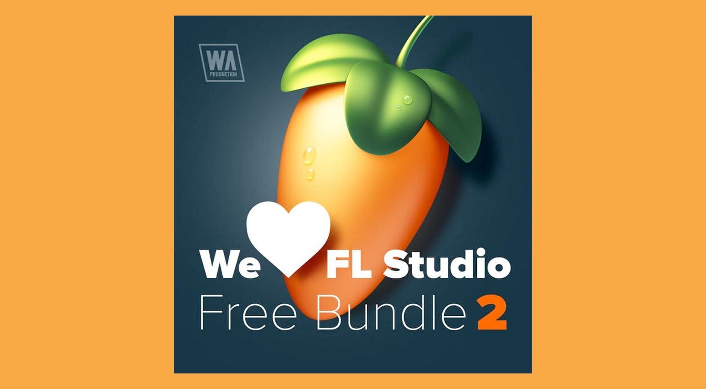 W.A. Production We Love FL Studio Free Bundle 2