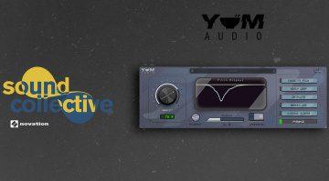 Novation Sound Collective verschenkt Yum Audio LoFi Pitch Dropout
