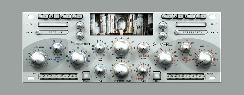 Acustica Audio Silver Mini