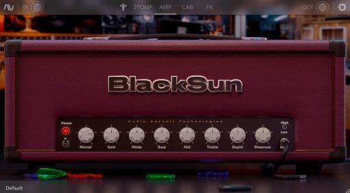 Audio Assault Blacksun Amp FX Rack