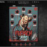 Audiority Klirrton Grindstein Fleisch 5-Band-EQ
