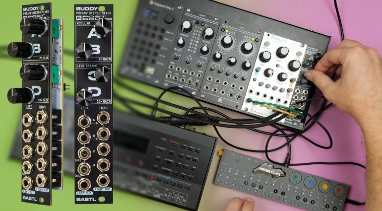 Bastl Instruments BUDDY