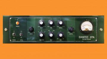 Black Rooster Audio OmniTec-67A: Vintage Tube Saturation Emulation für die DAW