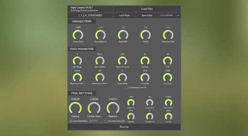 Brainworx BX Mastering Studio