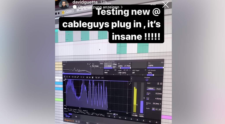 Ein Update für Cableguys ShaperBox?