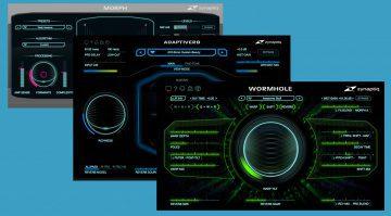 Deal: Zynaptiq Wormhole, Adaptiverb und Morph 2 für je 99 €