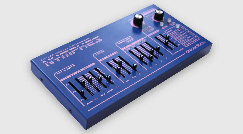 Dreadbox Nymphes Synthesizer