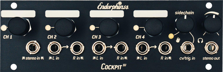 Endorphin.es Cockpit 1U