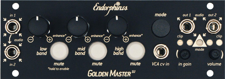 Endorphin.es Golden Master 1U