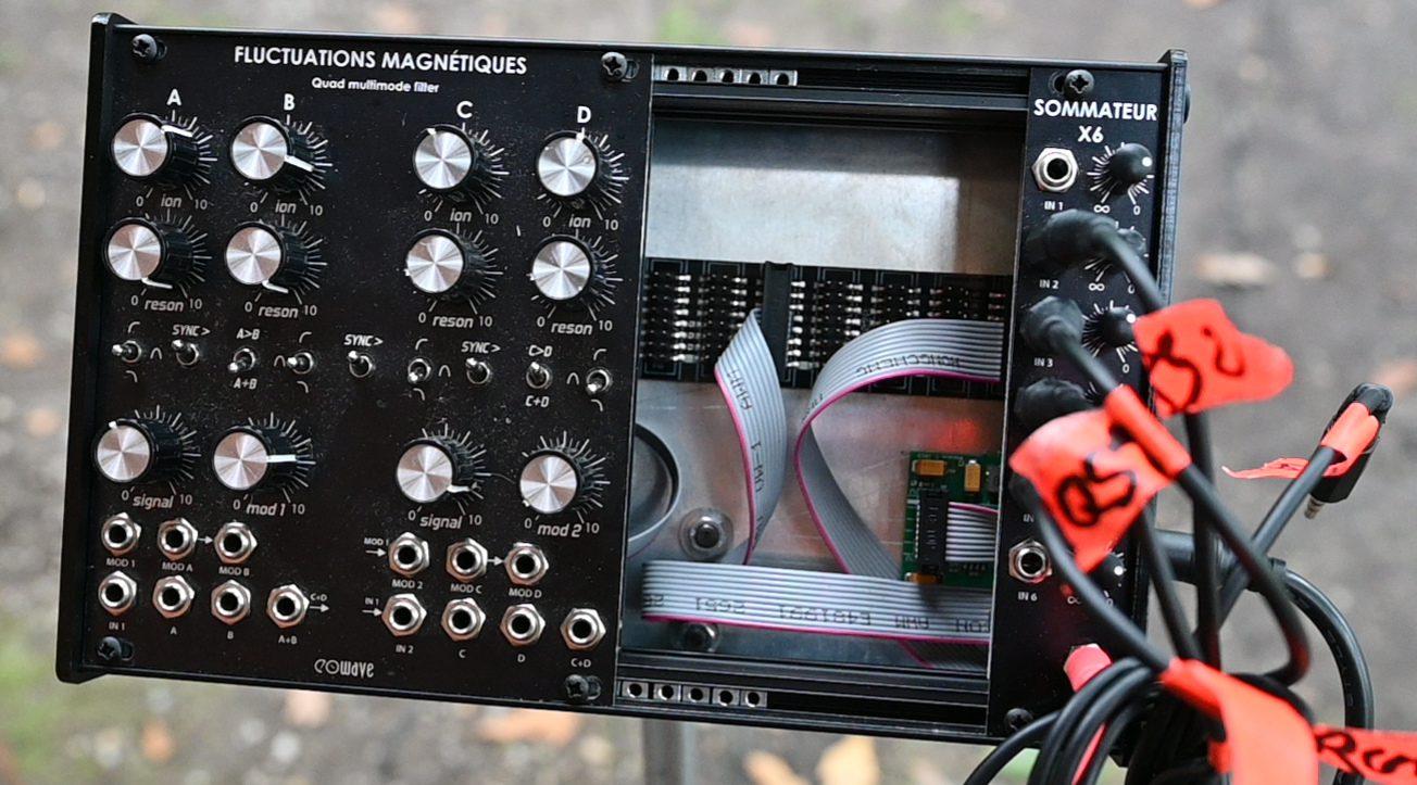 EOwave Fluctuations Magnetiques