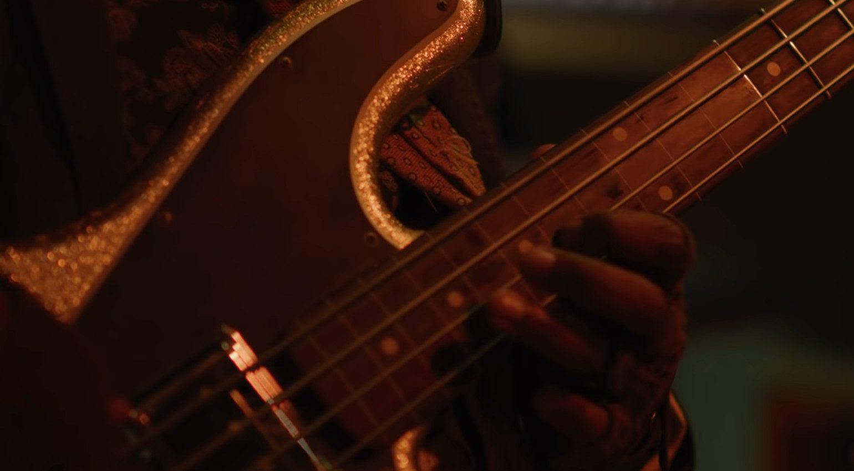 Fender Adrian Younge Jazz Bass Hals